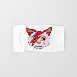 Heroes Cat Head Hand & Bath Towel