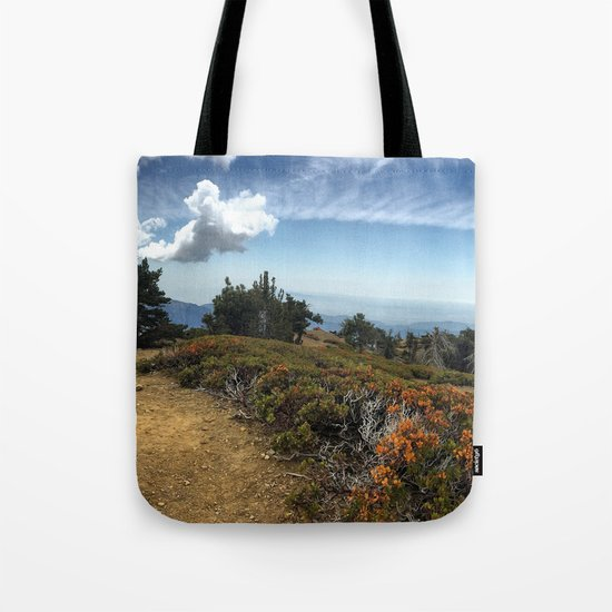 Summit Panorama Tote Bag