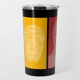 Snowden Triptych Travel Mug