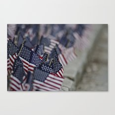 Remember Canvas Print