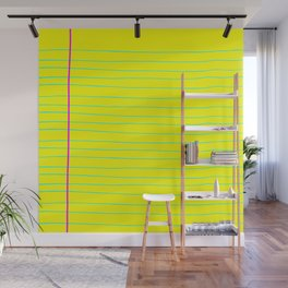 Business Notes Wall Mural