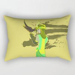 Loki & Ikol Rectangular Pillow
