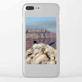 Lost in Grand Canyon Clear iPhone Case