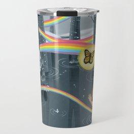 I Follow Rainbows Travel Mug