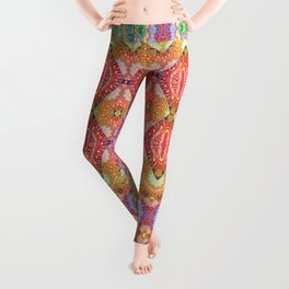 Psychedelic Journey GOA 1 Leggings