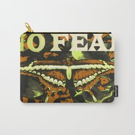 No Fear Carry-All Pouch