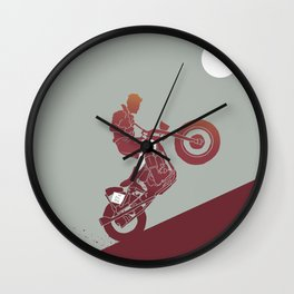 slut Wall Clock