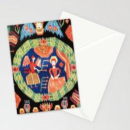 Agedyna Swedish Skåne Angel Carriage Cushion Print Stationery Cards