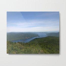 Lake George in Summer Metal Print