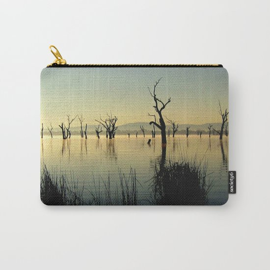 The Keepers of the Lake Carry-All Pouch