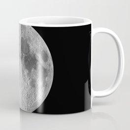 Nasa Picture 18: moon nearside Coffee Mug