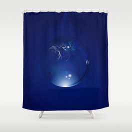 Which witch ? Shower Curtain