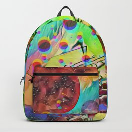 Cosmic girl Backpack