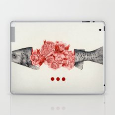 To Bloom Not Bleed II Laptop & iPad Skin