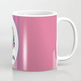 A Beauty and a Beast Coffee Mug