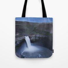 Palouse Falls Moon Tote Bag