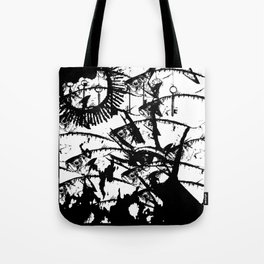 Hand of Mysteries Tote Bag