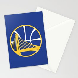 Warriors Logo Stationery Cards