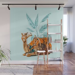 Camel Ride Wall Mural