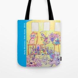 Kelly Bruneau #4 Tote Bag