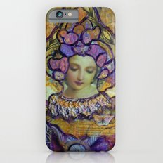 Lady Contemplating Slim Case iPhone 6s