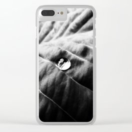 Dew Clear iPhone Case