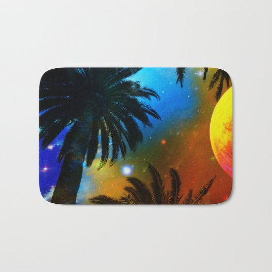 Palm Beach Bath Mat