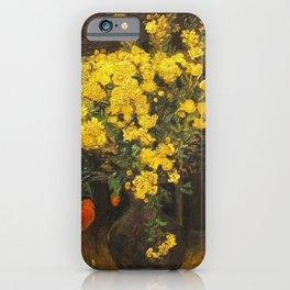 Poppy Flowers iPhone Case