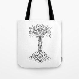 Cymbrogi Tree Tote Bag