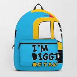 I'm digging being 3 Backpack