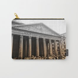 Agrippa built the Pantheon Carry-All Pouch