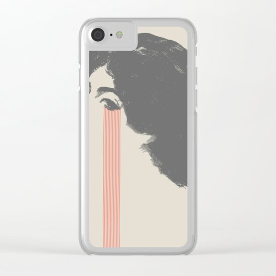 Tear Clear iPhone Case