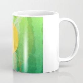 Drowning Skull Coffee Mug