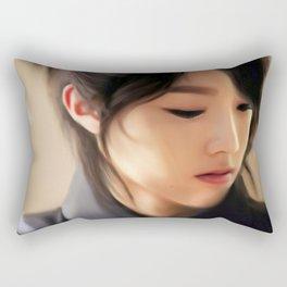 Samurai Prince Rectangular Pillow