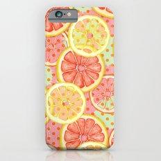 Fresh & Fruity Slim Case iPhone 6s