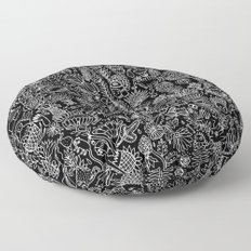 Doodle Floor Pillow