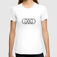 gucci T-shirts featuring AuGi by Irina Chuckowree