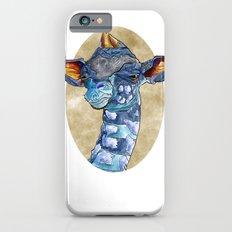 Zen Giraffe - Watercolour iPhone 6s Slim Case