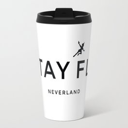 Stay Fly - Neverland Travel Mug