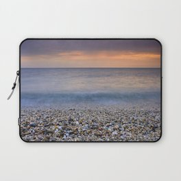 """""""Serenity sea"""". Calm days at the sea Laptop Sleeve"""