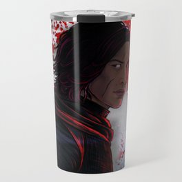 Angry Kylo Travel Mug