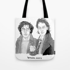 Withnail and I Tote Bag