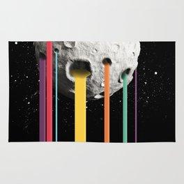 RainbowMoon Rug