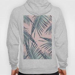 Blush Palm Leaves Dream #1 #tropical #decor #art #society6 Hoody