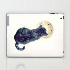 Kitten and Saucer Laptop & iPad Skin