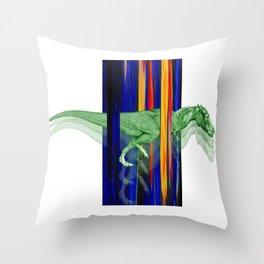 Horseosaur #society6 #decor #buyart #artprint Throw Pillow