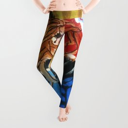Band the Muscian Leggings
