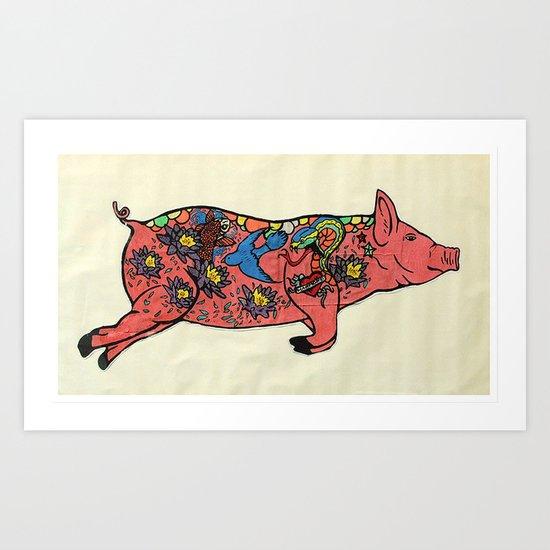 Hammond*  Art Print