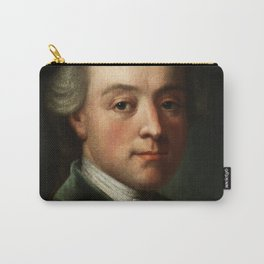 Wolfgang Amadeus Mozart (1756 -1791) portrait Carry-All Pouch