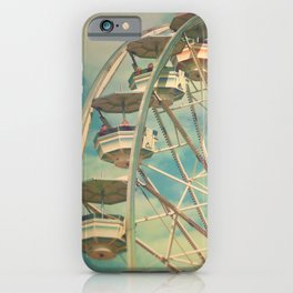 Ferris wheel 1 iPhone Case
